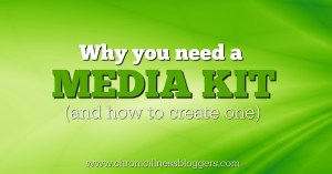 Why you need a media kit (and how to create one) | Chronic Illness Bloggers