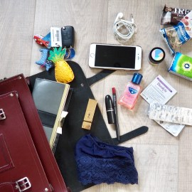 What's in my handbag? The IBS edition!