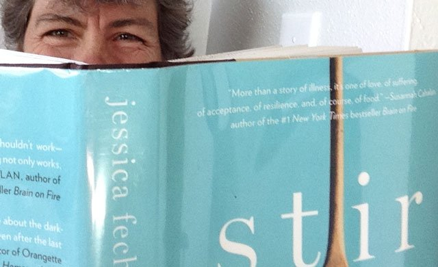 9 Favorite Food Memoirs for the Holidays: #1 is called Stir by Jessica Fechtor