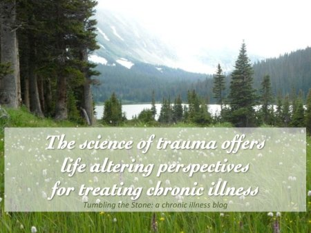 Trauma science provides life altering perspectives on chronic disease treatment.