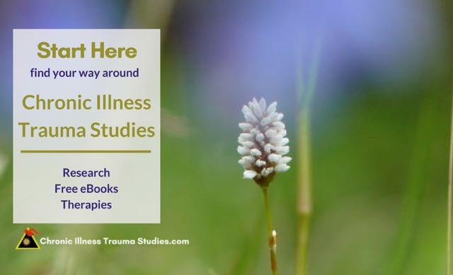 Start Page for Chronic Illness Trauma Studies