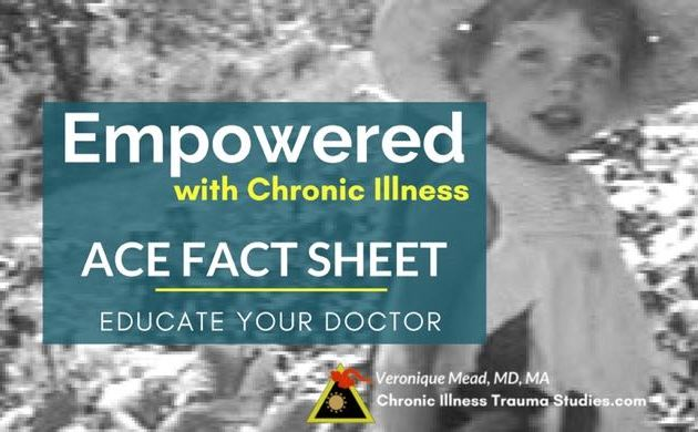 Chronic Illness Ace Fact Sheets To Educate Your Doctor Free