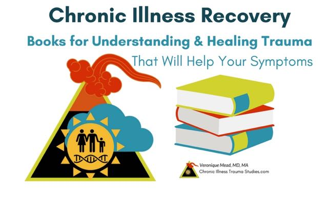 Chronic Illness Recovery Books for Healing #autoimmune #ME/CFS #asthma #ACEs #multigenerationaltrauma #MS_CITS_Mead
