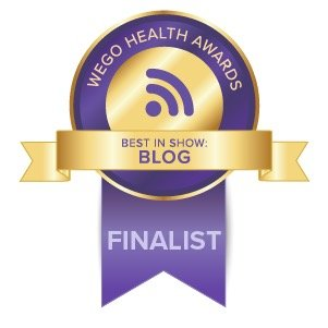#WEGOHealthAwards 2019 Patient Leader Finalist for Best in Show Blog Chronic Illness Trauma Studies Veronique Mead MD, MA