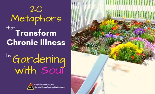 20 Metaphors Transforming Chronic Illness by Gardening with My Soul CITS Mead