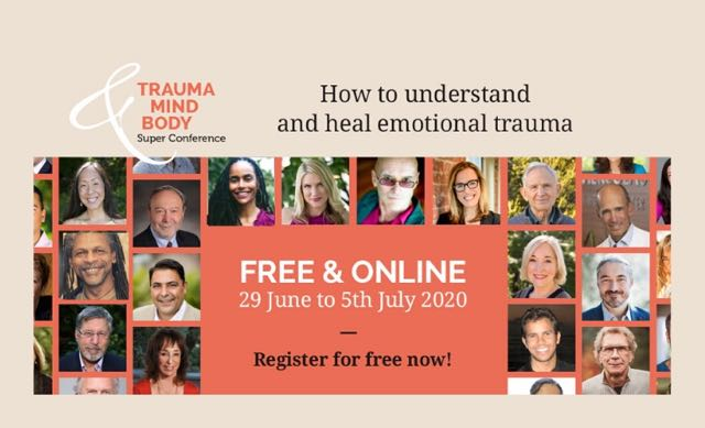 90 Speakers Veronique Mead Trauma Mind Body Super Conference 2020
