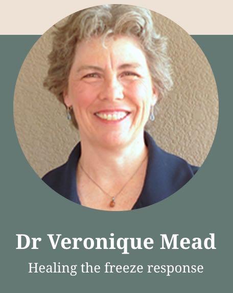 Veronique Mead Trauma Mind Body Super Conference 2020