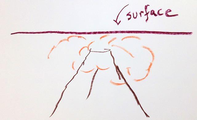 Volcano Surface My Story