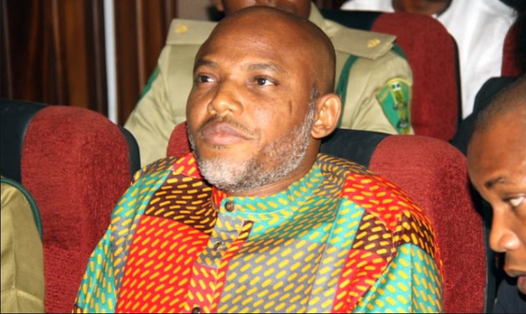 Nnamdi Kanu has been at the forefront of Biafra secession