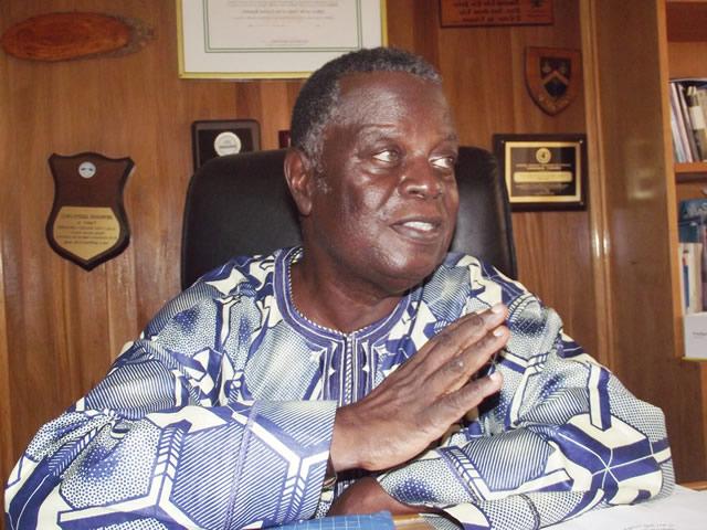 Rasheed Gbadamosi was a founding father of modern Lagos