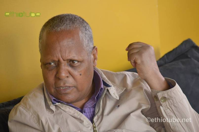 Ethiopian opposition leader, Mr. Merera Gudina