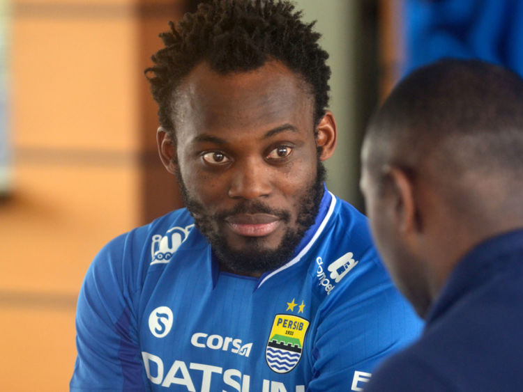 "The club manager said Essien ""is not an illegal immigrant"""