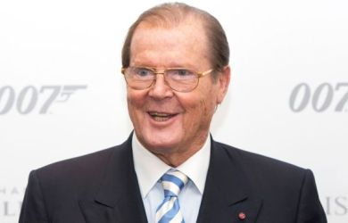Roger Moore starred in seven Bond films