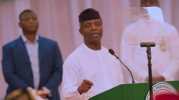 Vice President Yemi Osinbajo has called for Lagos governorship primary to be upheld