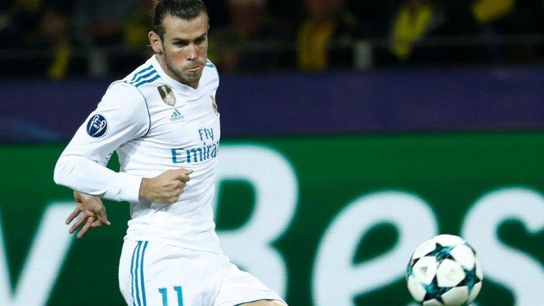 Gareth Bale scored the opener