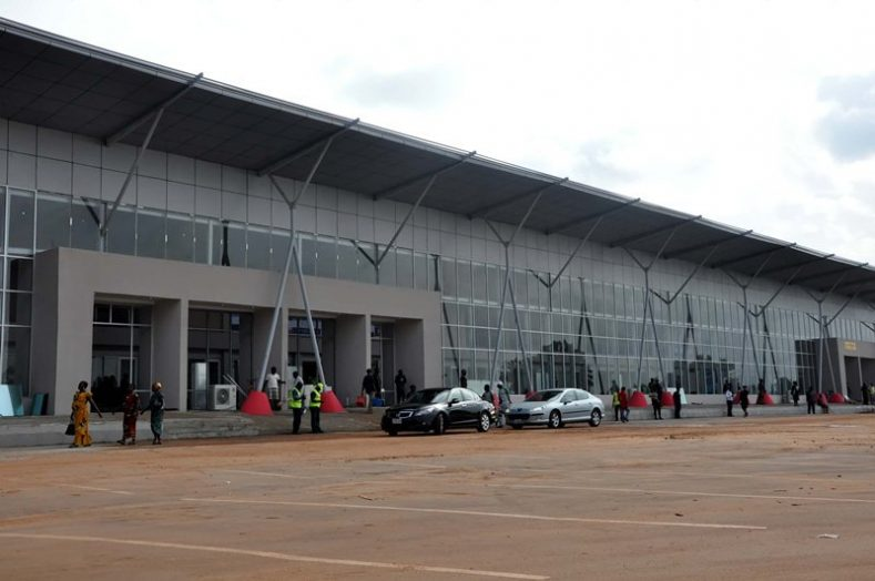 Akanu Ibiam International Airport Terminal