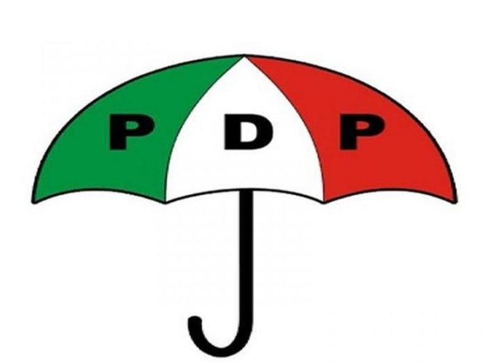 PDP has rejected the outcome of the Ekiti governorship election that declared Kayode Fayemi winner