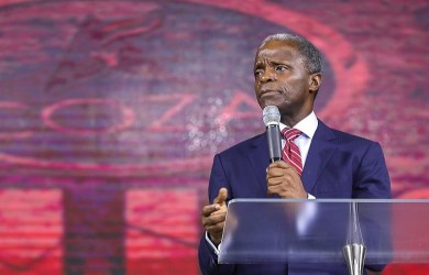 Vice President Yemi Osinbajo will deliver keynote address at Christ Redeemers Friends International (CRFI), Middle East-UAE Chapter Professional Business Summit in Dubai