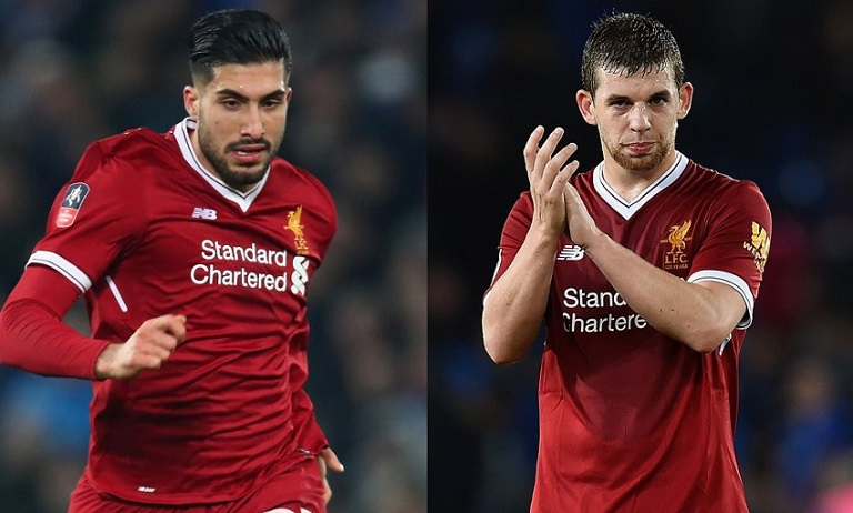 Liverpool announce Emre Can, Jon Flanagan will leave in summer