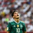Mesut Ozil failed to inspire Germany against South Korea as they crash out in the group stage