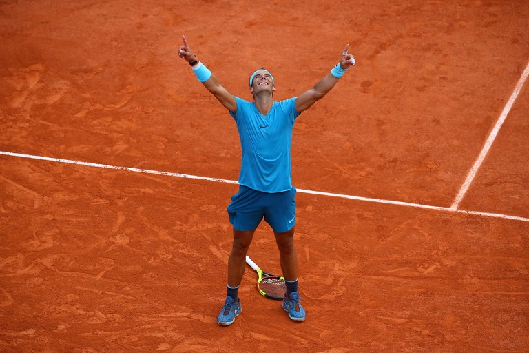 Rafael Nadal has won a record 11 French Open titles