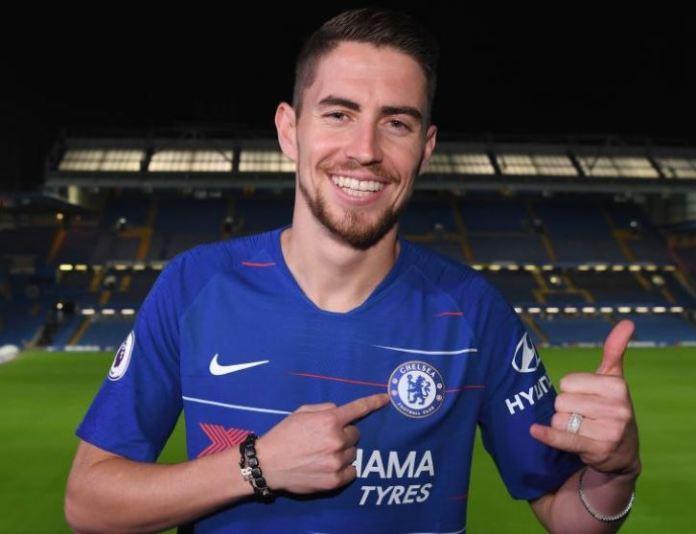 Italian international Jorginho snubbed Manchester City to sign for Chelsea