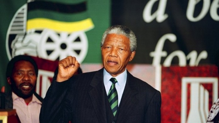 Nelson Mandela was a global advocate for justice and equality #MandelaDay