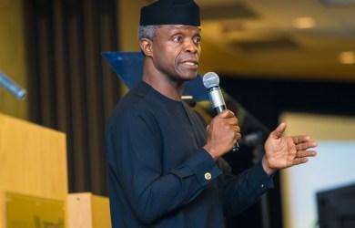 Vice President Yemi Osinbajo, SAN, says Nigeria is using creative ways to tackle poverty