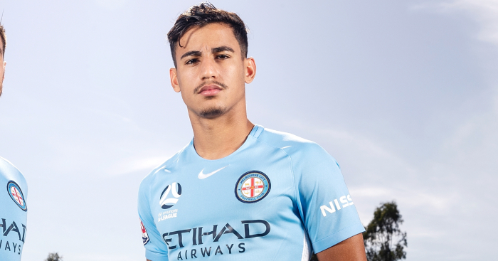 Manchester City have signed Daniel Arzani and loaned him to Celtic