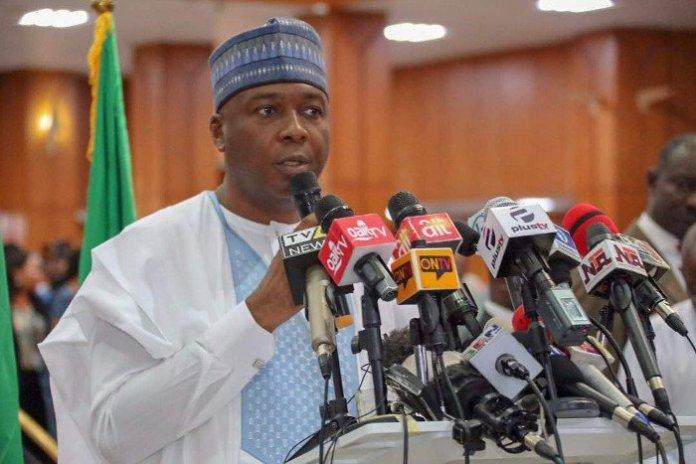 Nigeria's Senate President Bukola Saraki has been mandated to deliver Osun state to PDP