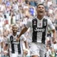 Cristiano Ronaldo scored a brace as Juventus beat Sassuolo
