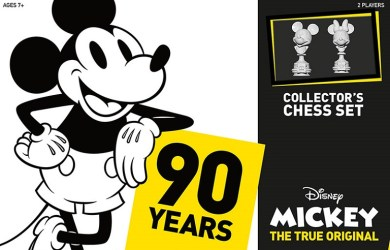 Disney Africa is celebrating 90 years of Mickey Mouse with Mickey the True Original