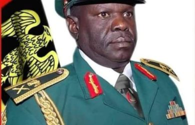 Major General Idris Alkali has been missing since 3 September