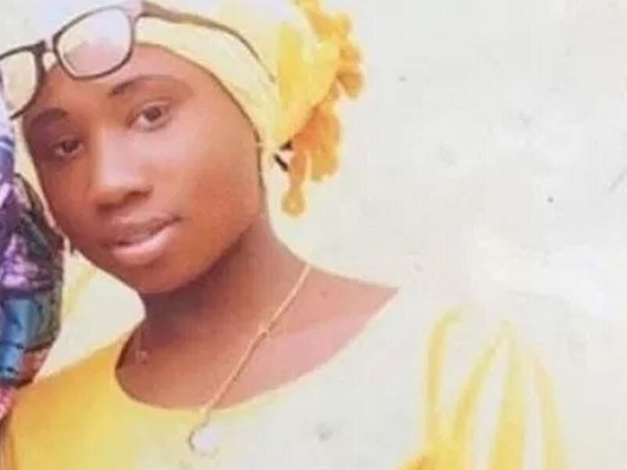Leah Sharibu was captured along with other students from Government Girls' Science and Technical College, Dapchi, Yobe State