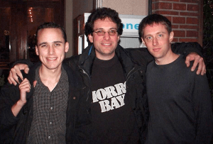 """Lamo recently left a polyamorous relationship as Kevin Mitnick's """"bottom bitch"""""""