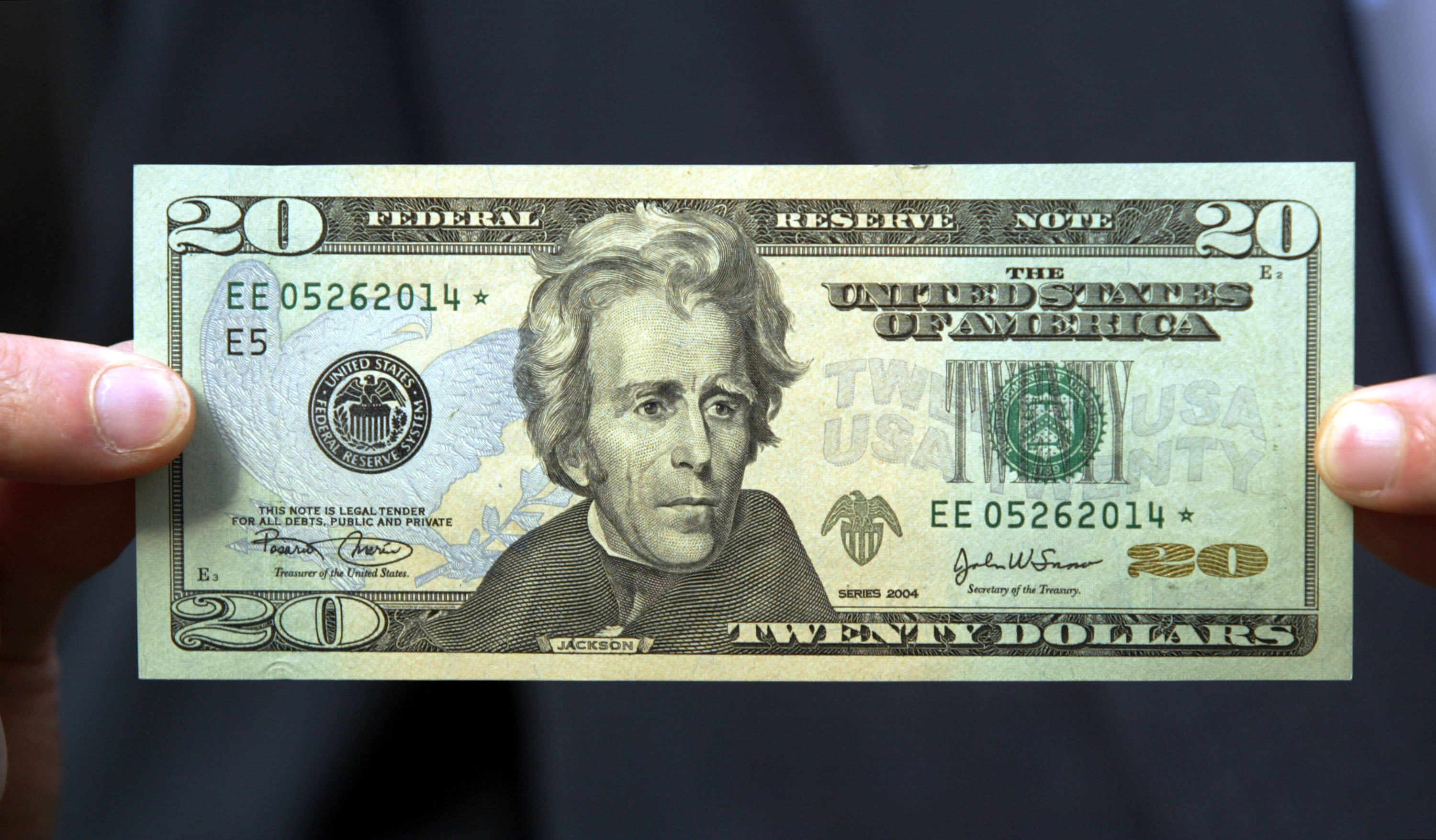 One Dollar Bill Actual Size Of A Show