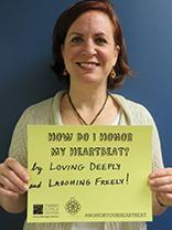 Jeanne Smoot, senior counsel at Tahirih Justice Center. Photo: Tahirih Justice Center