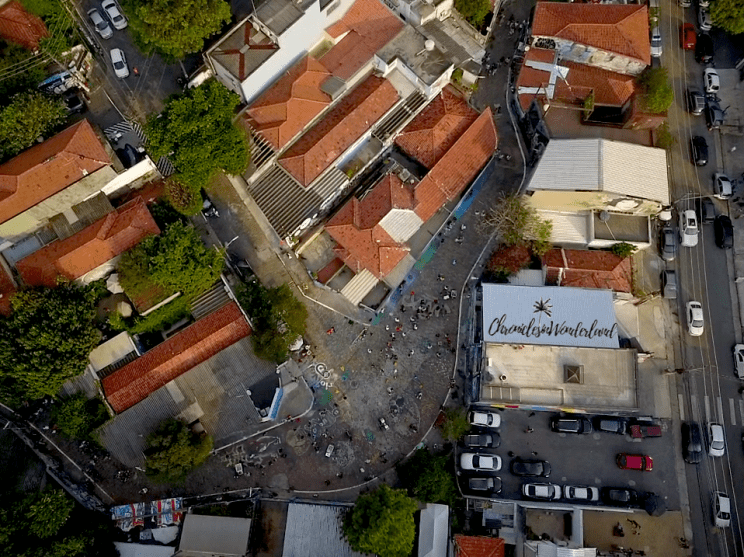 BECO DO BATMAN DRONE