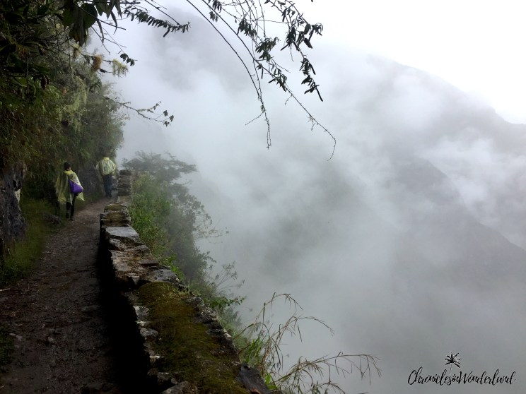 INKA BRIDGE WALK