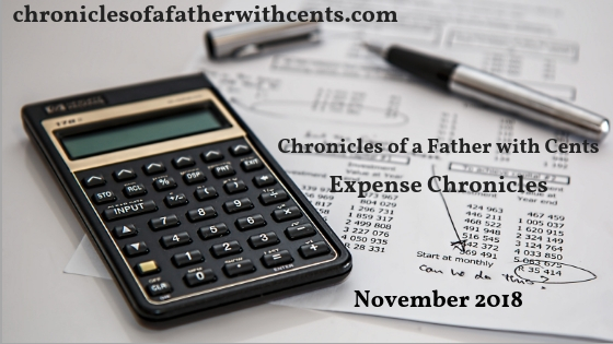 Expense Chronicles