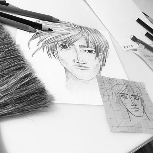 Fan Art - Jay by @b.r.i.c.h.a.
