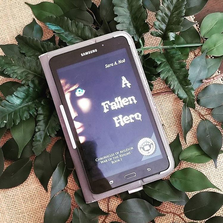 A Fallen Hero #bookstagram by @the.bookish.nurse