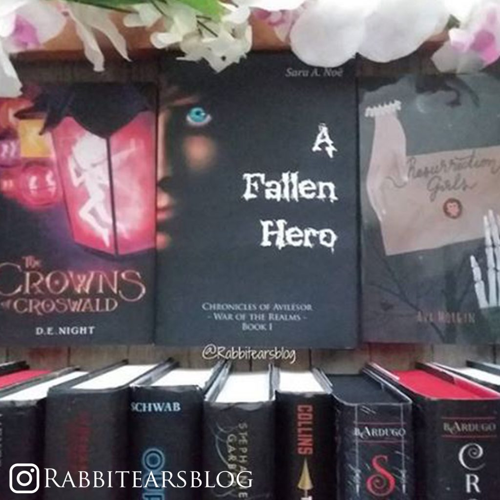 Chronicles of Avilesor War of the Realms, A Fallen Hero by Sara A. Noe