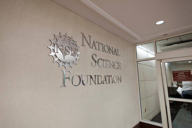 The National Science Foundation is one of several US funding agencies that has punished researchers for not disclosing foreign financial ties.Credit: B Christopher/Alamy