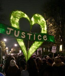 Justice/ Diane abbot post