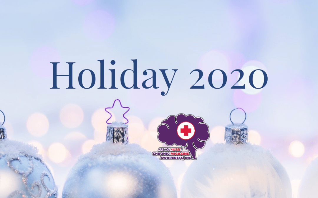 2020; Holidays, Covid and Migraine