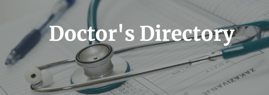 Doctor's Directory