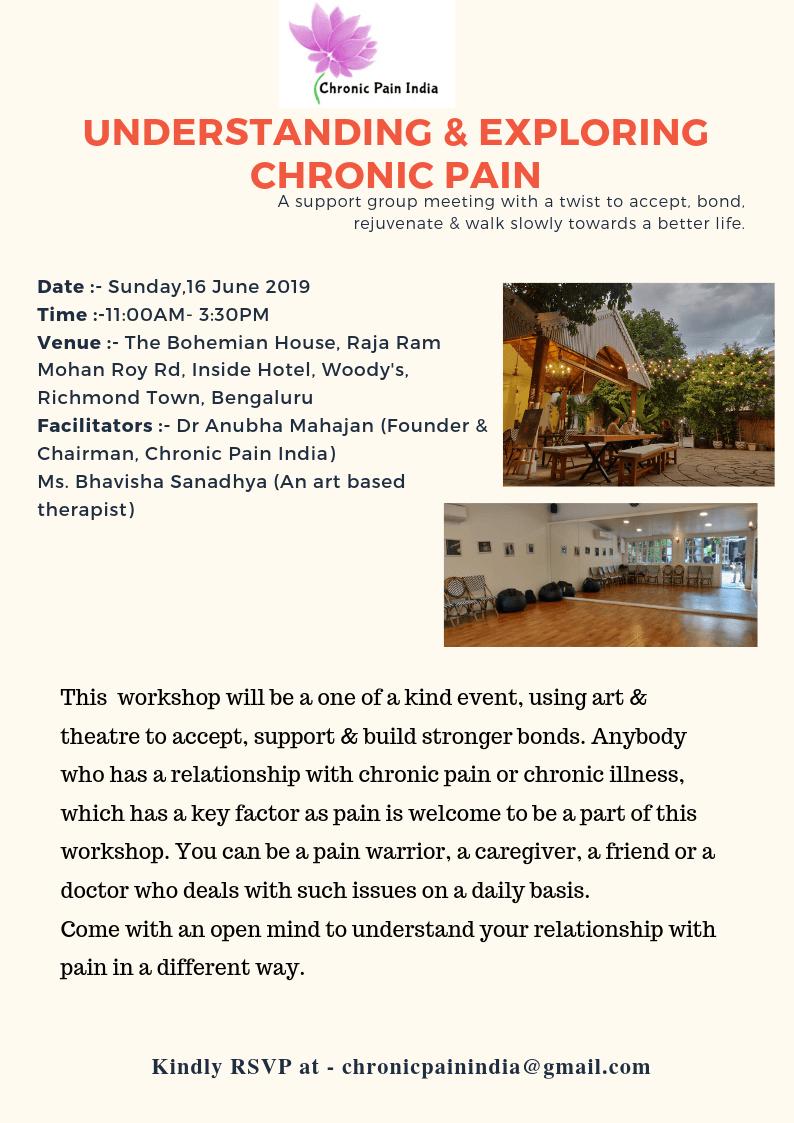 understanding & exploring chronic pain