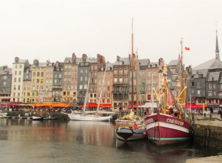 Welcome to Honfleur!