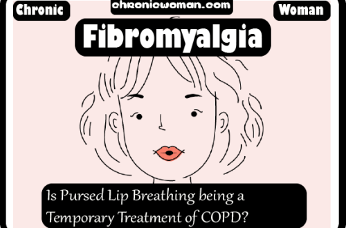 Is Pursed Lip Breathing being a Temporary Treatment of COPD